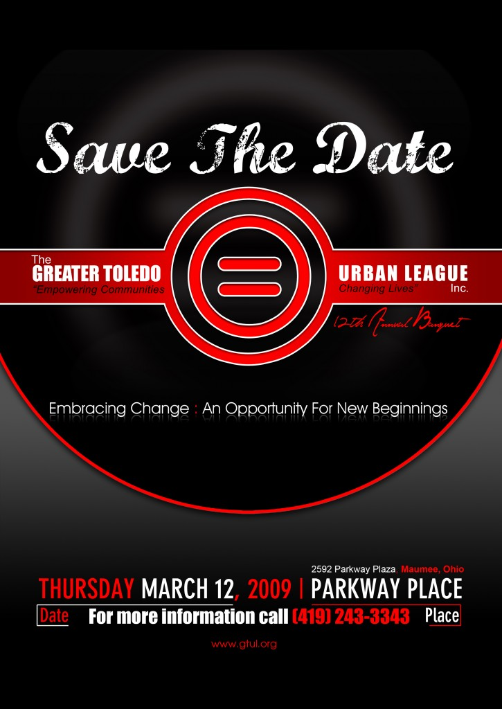 Greater TOledo Urban League Annual Dinner 2009